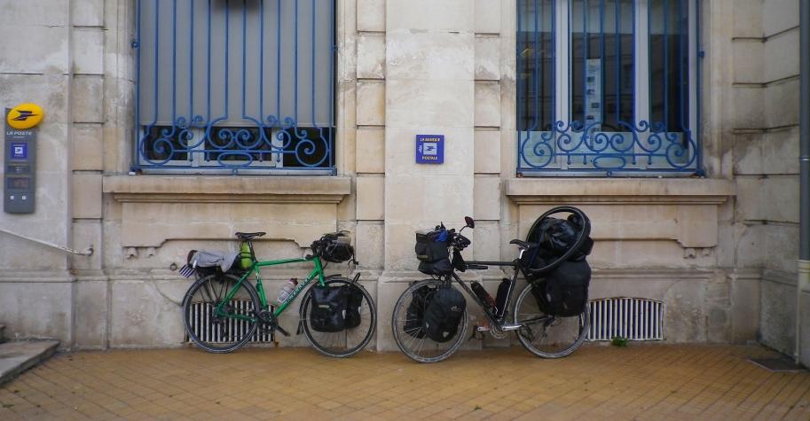 Mon vélo - Celui de Marcelo